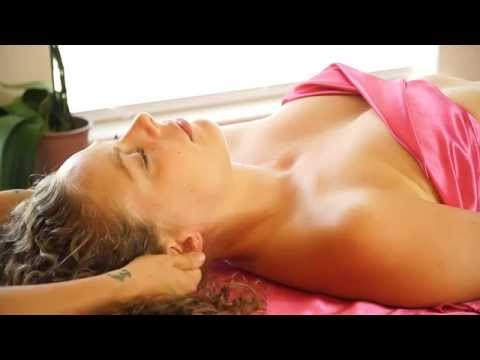 Swedish Face Massage Therapy Techniques For Headaches & Rela