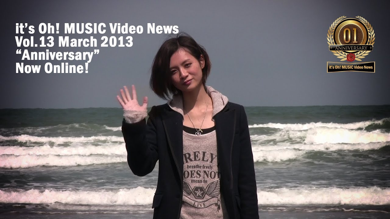 it's Oh! MUSIC Video News Vol.13 March 2013