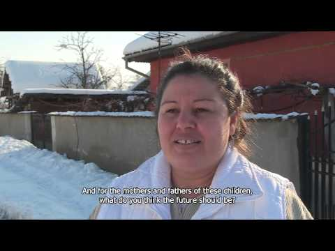 Interview with Cidoiu Mirela - Balesti/GORJ