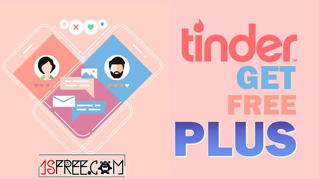 Tinder plus free 2019
