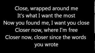 CLOSER by MARLON ROUDETTE *With Lyrics*