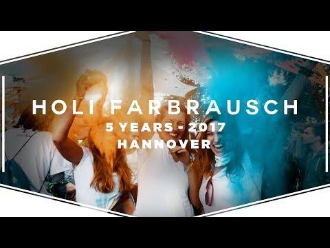 - HOLI FARBRAUSCH 2017. - // HANNOVER // Aftermovie ♥