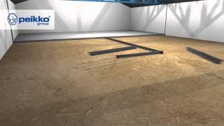 Peikko Floor Joint System