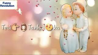 Teri Bechaini Ka Tanhai Ka Ehsaas Hai Mujhko. WhatsApp status video - Yeh Hai Mohabbatein__2017 new