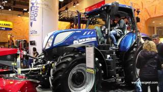 New Holland Agriculture - Eima International 2016 #eima2016