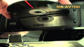 FUSION 700 Series Marine Stereo with FUSION-Link