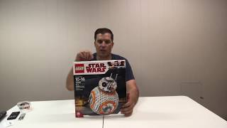 Lego: Star Wars BB8 75187