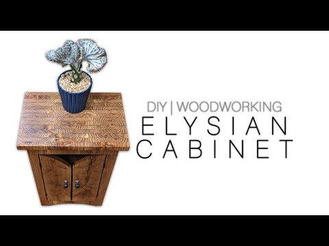 Elysian Cabinet | DIY | Woodworking