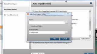 Holdem Manager 2: Папки автоматического импорта рук
