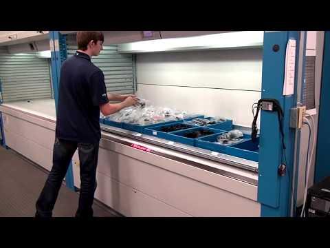 Kardex Remstar Pick to Light Technology