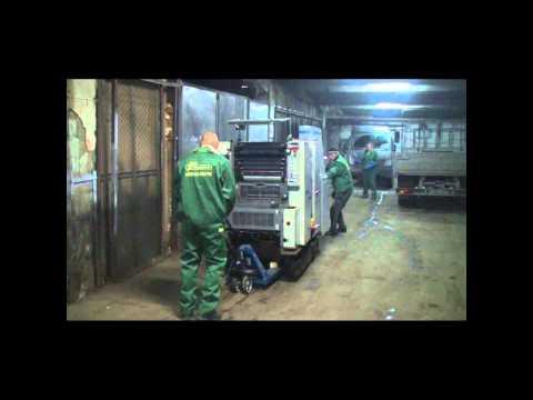 Такелажники.ру - Переезд токарного производства