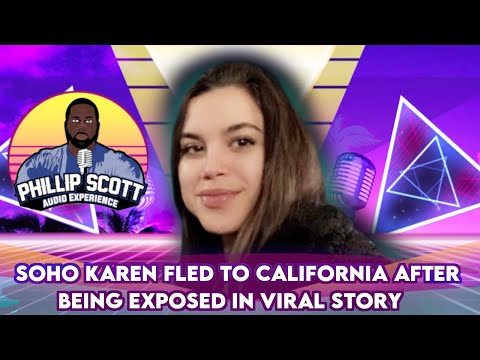 SoHo Karen Fled To California After Being Exposed In Viral Story