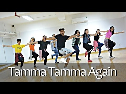 Tamma Tamma Again | Badrinath Ki Dulhania | Varun Dhawan, Alia Bhatt | by Master Santosh @ Vietnam