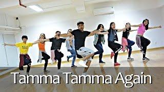 Tamma Tamma Again | Varun Dhawan, Alia Bhatt | SK Choreography