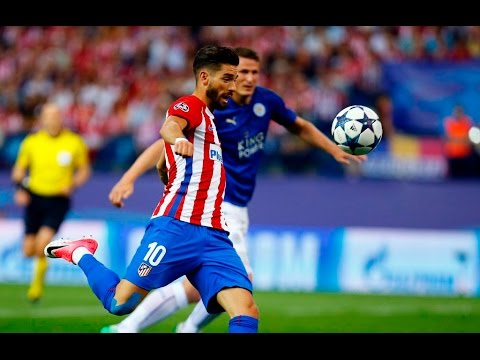Atletico Madrid 1-0 Leicester City April 12th 2017 All Goals and Highlights!