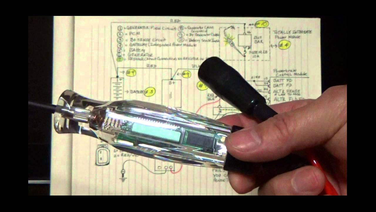 hight resolution of 2011 dodge grand caravan alternator problem part 1