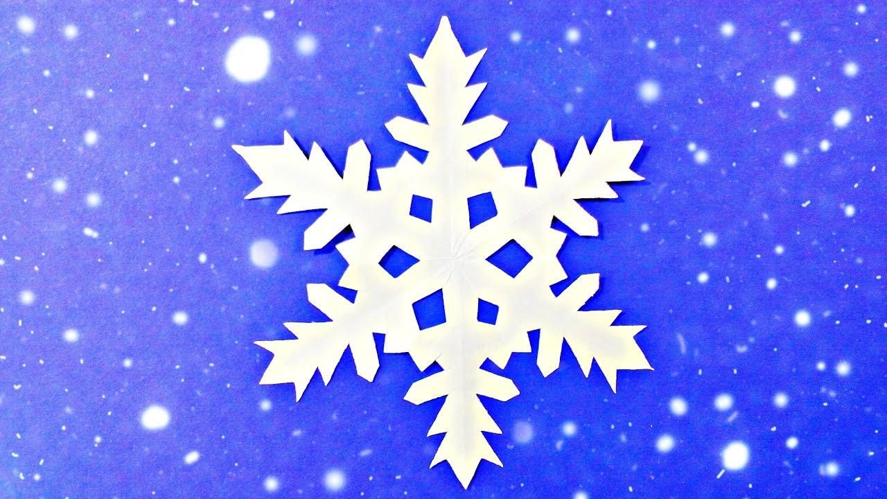 Christmas Origami SNOWFLAKE by Yakomoga 2019 - Yakomoga Christmas ... | 720x1280