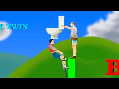 EL ESCAPISTA!! HAPPY WHEELS: Episodio 423