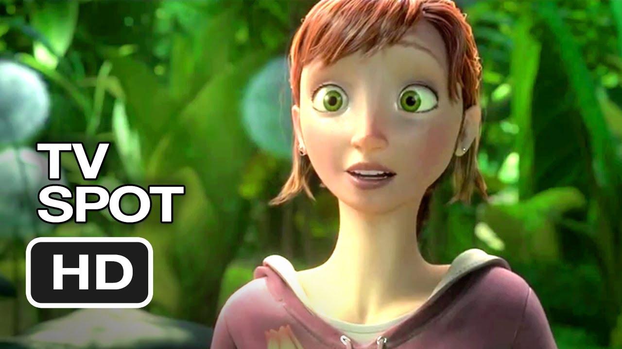 Epic Tv Spot Girls 2013 Animated Movie Hd Youtube