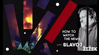 Slavoj Zizek on Yellow Vests. How to Watch the News, Episode 01