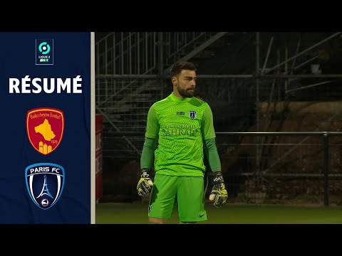 Rodez Paris FC Goals And Highlights