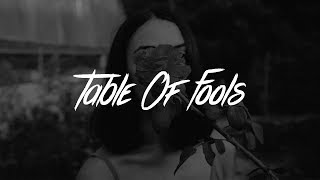 IBE - Table Of Fools (Lyrics)