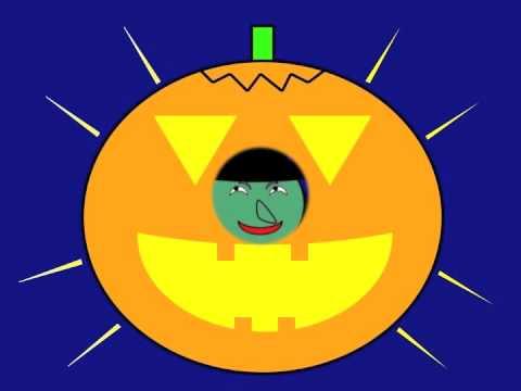 Preschool Pumpkins A Halloween Shapes Toddler Story Youtube