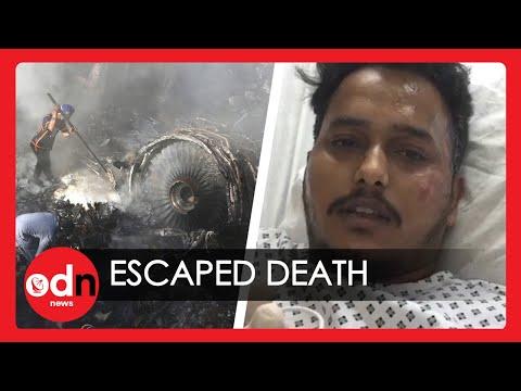 Pakistan Plane Crash: Survivor Describes His Miraculous Escape