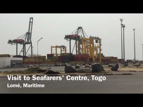 Visit to West Africa by the Seafarers' Trust