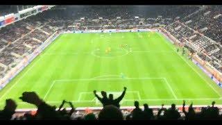 Matt Doherty goal at Newcastle away (9/12/18)