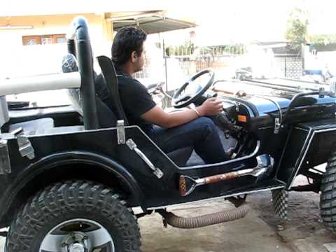 Jeep Willys For Sale >> JEEP SANY - YouTube