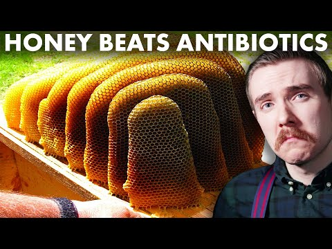 Does Honey Work Better Than Antibiotics?