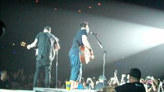 Blink 182, Waggy, Live (Acoustic)