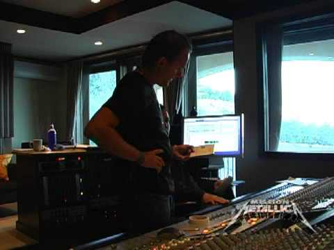 Mission Metallica: Fly on the Wall Clip (July 12, 2008)