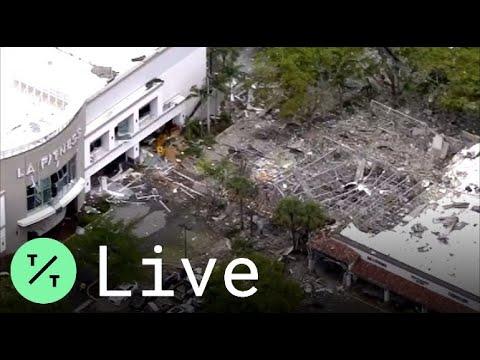 Explosión en un shopping en Florida y hay múltiples heridos
