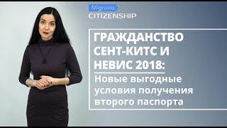 Гражданство Сент-Китс и Невис за инвестиции 2018 ???? НОВЫЕ УСЛОВИЯ ПРОГРАММЫ