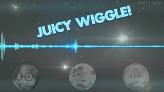 Chipmunks - Juicy Wiggle  (video lyrics)