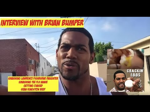 Brian Pumper Talks SMASHING Tee Flii Girl, Sean Kingston Beef, Sexing Lawrence Fishburne Daughter