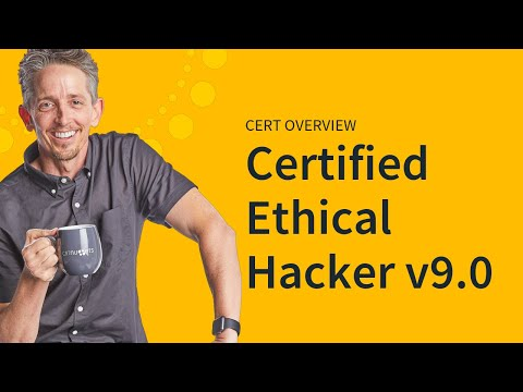 Welcome to EC Council Certified Ethical Hacker v9.0