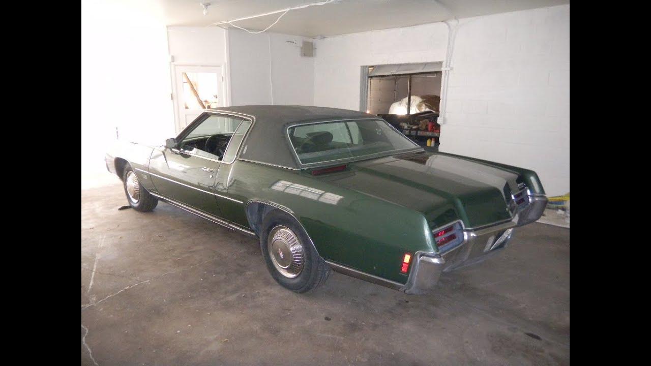 1972 oldsmobile toronado 455 7 5l rocket v8 for sale youtube. Black Bedroom Furniture Sets. Home Design Ideas
