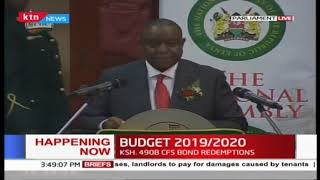 CS Rotich: Kenya's economy grew by 6.3% in 2018, up from 4.9% despite harsh times | #BudgetKE2019