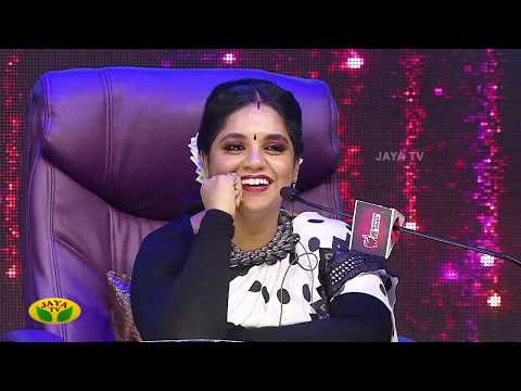 Black & White Round | Jaya Star Singer - Season 2 | Promo 2 | Jaya TV #JayaStarSinger Season-2 | 2019   Jaya Star Singer is basically a Talent Hunt show which judges the singing skill of the contestants. This is the only Singing competition that involves both junior and senior categories on the same single platform. The juges of this show are music composer Dharan Kumar and singer Saindhavi. This is a series reality show in which marks are provided according to the contestants' performances. This show is also graced by famous musicians and singers at times.  SUBSCRIBE to get more videos  https://www.youtube.com/user/jayatv1999  Watch More Videos Click Link Below  Facebook - https://www.facebook.com/JayaTvOffici...  Twitter - https://twitter.com/JayaTvOfficial  Instagram - https://www.instagram.com/jayatvoffic... Category Entertainment    Nalai Namadhe :          Alaya Arputhangal - https://www.youtube.com/playlist?list=PLljM0HW-KjfovgoaXnXf53VvqRz_PxjjO          En Kanitha Balangal - https://www.youtube.com/playlist?list=PLljM0HW-KjfoL5tH3Kg1dmE_T7SEpR1J2          Nalla Neram - https://www.youtube.com/playlist?list=PLljM0HW-KjfoyEm5T9vnMMmetxp4lMfrU           Varam Tharam Slogangal - https://www.youtube.com/playlist?list=PLljM0HW-KjfrPZXoXHhq-tTyFEI9Otu8P           Valga Valamudan - https://www.youtube.com/playlist?list=PLljM0HW-KjfqxvWw7jEFi5IeEunES040-          Bhakthi Magathuvam - https://www.youtube.com/playlist?list=PLljM0HW-KjfrT5nNd8hUKoD49YSQa-2ZC          Parampariya Vaithiyam - https://www.youtube.com/playlist?list=PLljM0HW-Kjfq7aKA2Ar4yNYiiRJBJlCXf  Weekend Shows :           Kollywood Studio - https://www.youtube.com/playlist?list=PLljM0HW-Kjfpnt9QDgfNogTN66b-1g_T_         Action Super Star - https://www.youtube.com/playlist?list=PLljM0HW-Kjfpqc32kgSkWgCju-kGDWhL7         Killadi Rani - https://www.youtube.com/playlist?list=PLljM0HW-KjfrSjkWIvbThxx7C9vwe5Vhv         Jaya Star Singer 2 - https://www.youtube.com/playlist?list=PLljM0HW-KjfoOaotcyX3TvhjuEJgGEuEE          Program Promos - https://www.youtube.com/playlist?list=PLljM0HW-KjfqeGwhWF4UlIMTB7xj_o38G        Sneak Peek - https://www.youtube.com/playlist?list=PLljM0HW-Kjfr_UMReYOrkhfmYEbgCocE4   Adupangarai :        https://www.youtube.com/playlist?list=PLljM0HW-Kjfpl9ndSANNVSAgkhjm-tGRJ       Kitchen Queen - https://www.youtube.com/playlist?list=PLljM0HW-KjfqKxPq0lVYJWaUhj9WCSPZ7       Teen Kitchen - https://www.youtube.com/playlist?list=PLljM0HW-KjfqmQVvaUt-DP5CETwTyW-4D        Snacks Box - https://www.youtube.com/playlist?list=PLljM0HW-KjfqDWVM-Ab0fwHq-5IHr9aYo       Nutrition Diary - https://www.youtube.com/playlist?list=PLljM0HW-KjfpczntayxtWflRzGK7sDHV        VIP Kitchen - https://www.youtube.com/playlist?list=PLljM0HW-KjfqASHPpG3Er8jYZumNDBHVi        Prasadham - https://www.youtube.com/playlist?list=PLljM0HW-Kjfo__pp2YkDMJo2AzuDWRvxe       Muligai Virundhu - https://www.youtube.com/playlist?list=PLljM0HW-KjfpqbpN4kJRURdSWsAM_AWyb   Serials :      Gopurangal Saivathillai - https://www.youtube.com/playlist?list=PLljM0HW-Kjfq2nanoEE8WJPvbBxusfOw-      SubramaniyaPuram - https://www.youtube.com/playlist?list=PLljM0HW-KjfqLgp2J6Y6RgLQxBhEUsqPq   Old Programs :      Unnai Arinthal : https://www.youtube.com/playlist?list=PLljM0HW-KjfqyINAOryNzyqgkpPiY3vT1     Jaya Super Dancers : https://www.youtube.com/playlist?list=PLljM0HW-KjfqNVozD5DVvr6LJ2koLrZ2x
