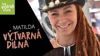 Výtvarná dílna Matilda: Jak podniká Monika Jankůj