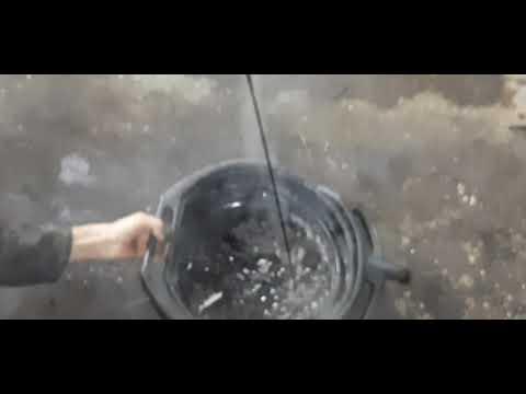 Промывка двигателя демексидом Шевроле Круз 1.6