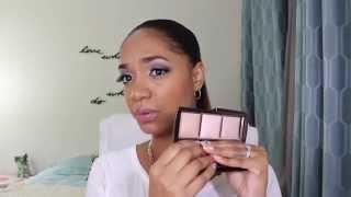 ✩ HOW TO & DEMO | ✩ Glowy Fresh Skin w/ Hourglass Ambient Powders ✩ Dark + Oily Skin TIPS