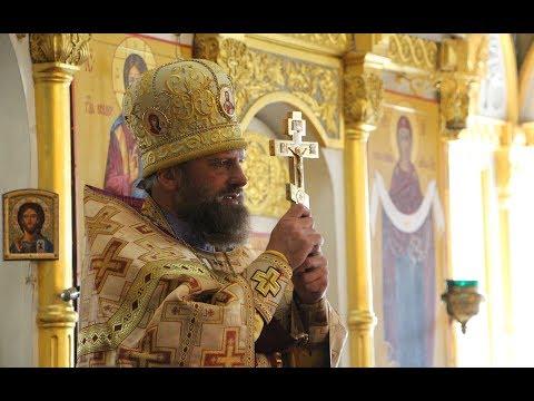 Александр Sandro Кирьяков: Отец Марк. Воскресная проповедь. 18 ноября 2018
