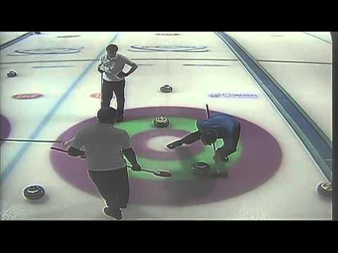 National Mens Championship. Havercroft vs Dunn