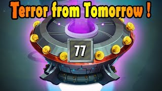 Plants vs. Zombies 2: Terror From Tomorrow! Master it! (Far Future ENDLESS)