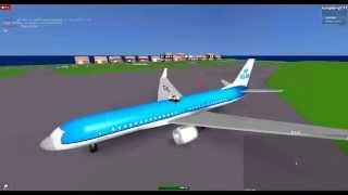 roblox flug classic 2011 Erinnerungen zurück klm 737 800