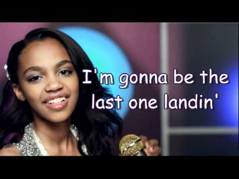 China Anne McClain-Dynamite(LYRICS)